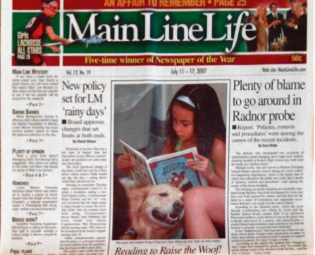 erica petri main line suburban life newspaper archives